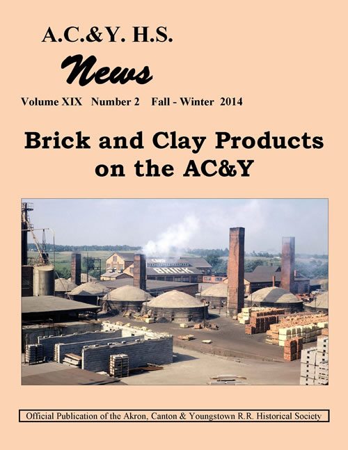 Fall Winter 2014 issue of the AC&Y News