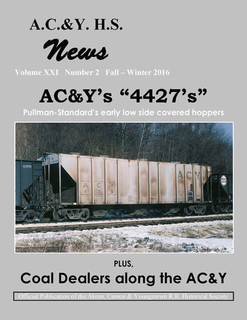 Fall - Winter 2016 AC&Y News