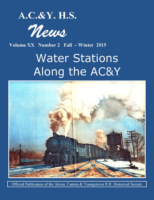 Fall - Winter 2015 AC&Y News