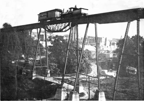 Pittsburgh Akron Western Railroad History